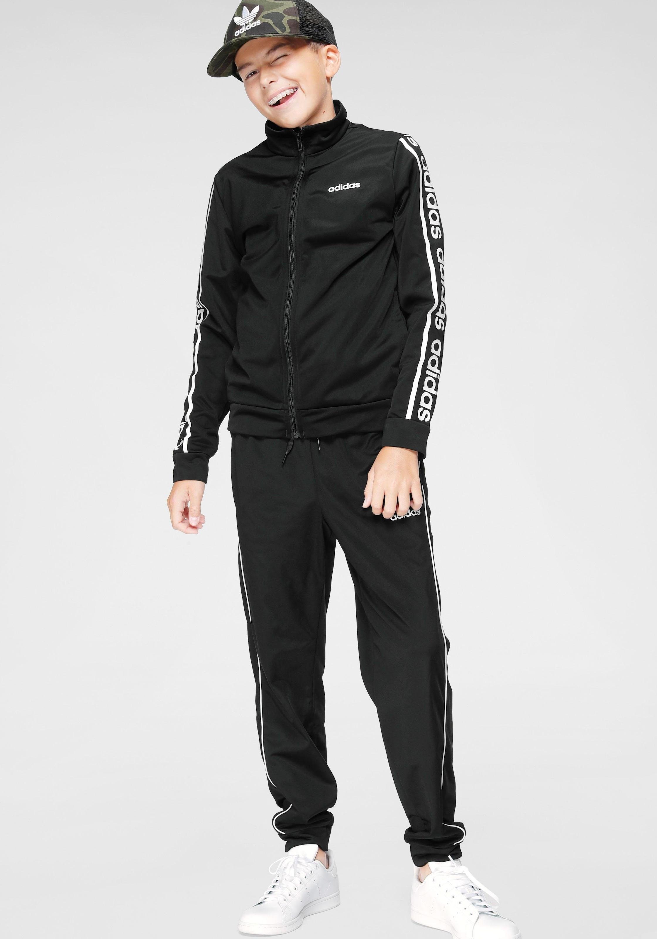 adidas Trainingsanzug BOYS TRACKSUIT (Set 2 tlg)   04062051555843