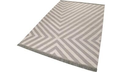Teppich, »Edgy Corners«, carpets&co, rechteckig, Höhe 5 mm, handgewebt kaufen