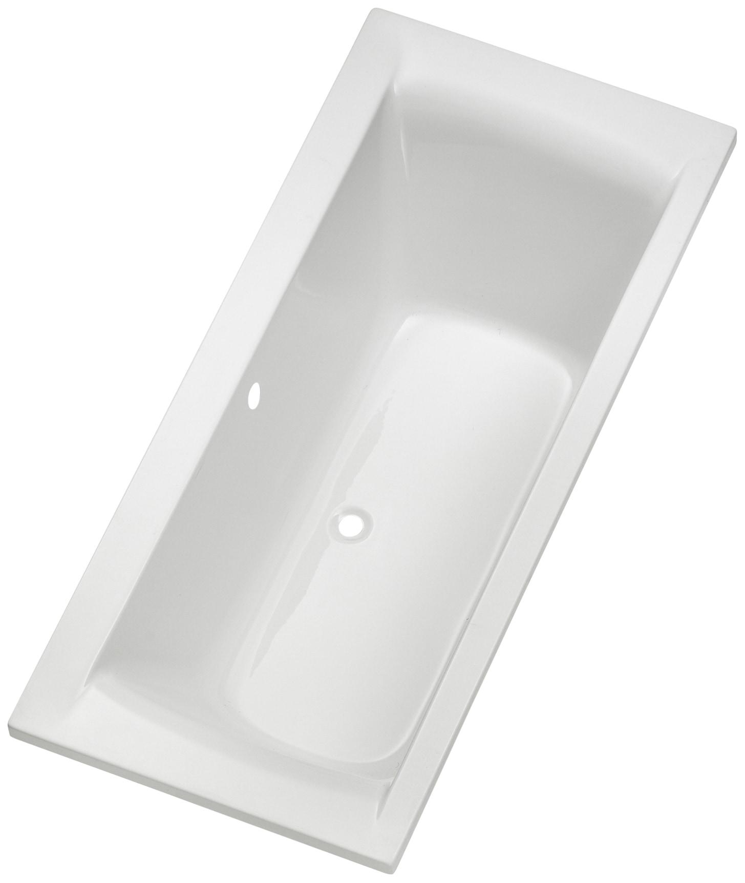 OTTOFOND Badewanne Set Duobadewanne, 1900/900/450 mm, Duobadewanne weiß Badewannen Whirlpools Bad Sanitär