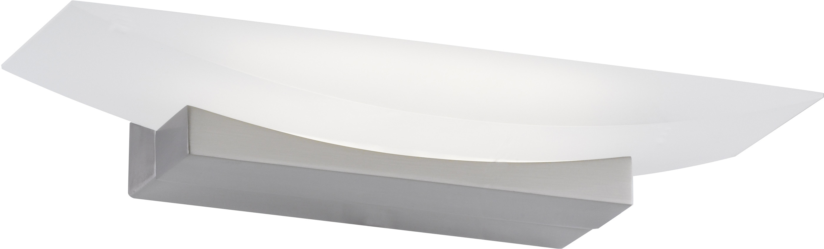 FISCHER & HONSEL LED Wandleuchte Bowl, LED-Modul, Warmweiß