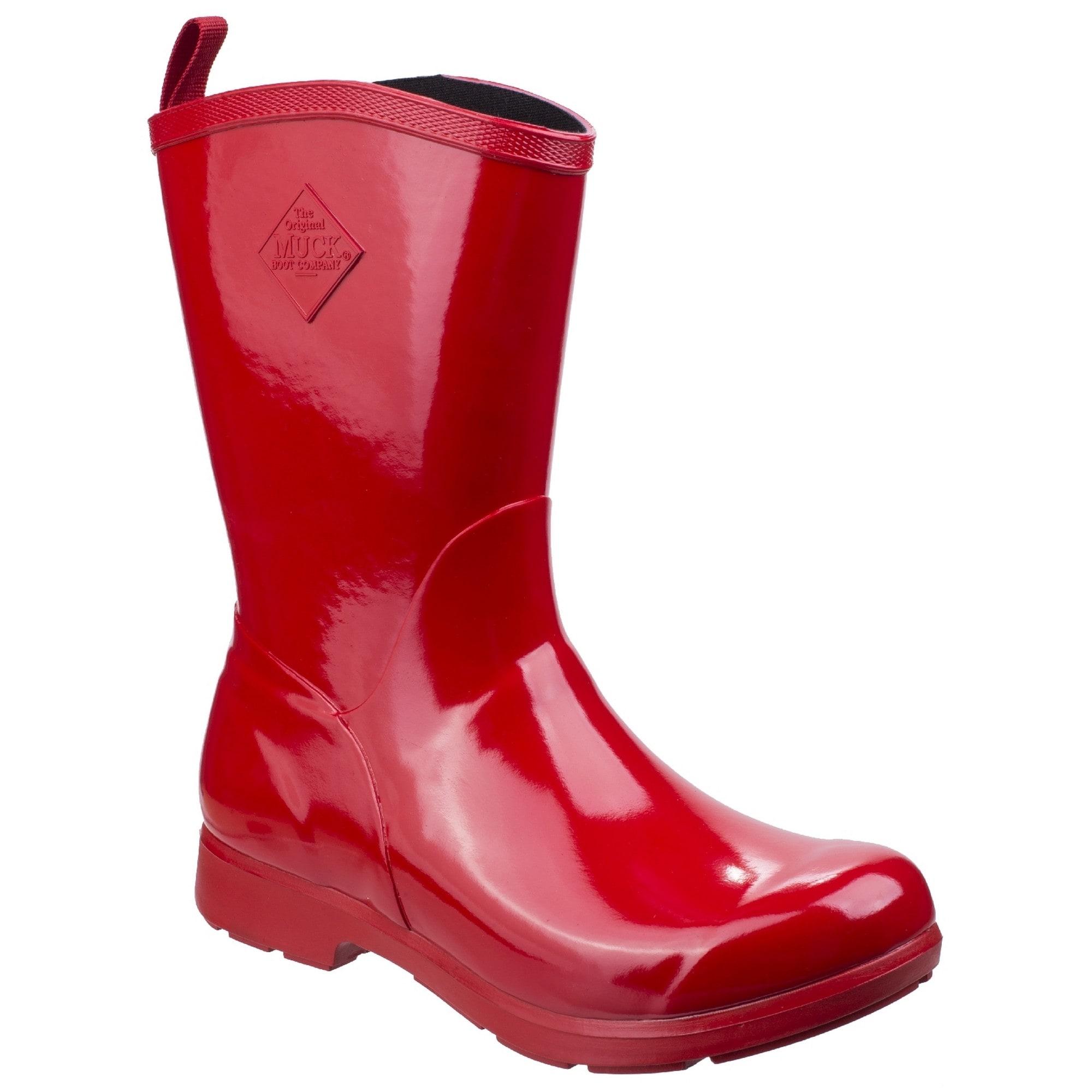 muck boots -  Gummistiefel Damen Bergen, leicht, mittlere Höhe
