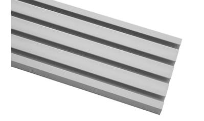 Gardinenschiene, »Flächenvorhangschiene 4 - läufig«, Klöckner, Fixmaß kaufen