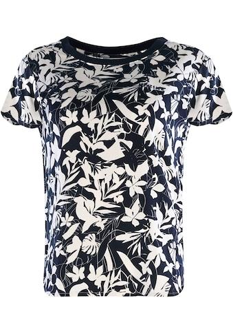 MAZINE Schlupfbluse »Springs«, süßes Blusenshirt aus weicher Viskose kaufen
