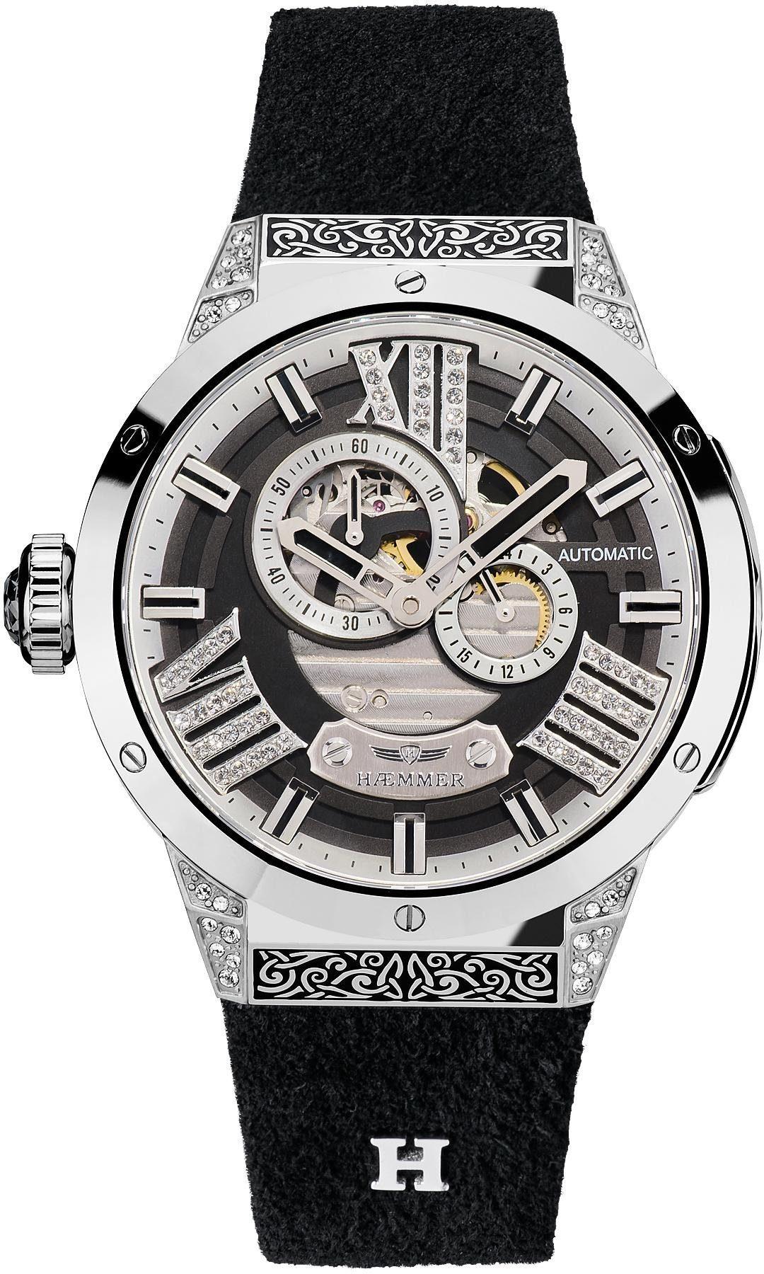 HAEMMER GERMANY Automatikuhr MAGICAL GL-100 | Uhren > Automatikuhren | Haemmer Germany