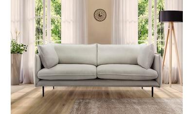 INOSIGN 3-Sitzer »Somba«, mit dickem Keder und eleganter Optik kaufen