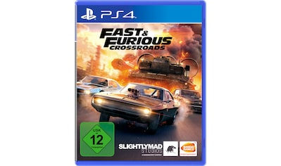 Fast & Furious Crossroads PlayStation 4 kaufen