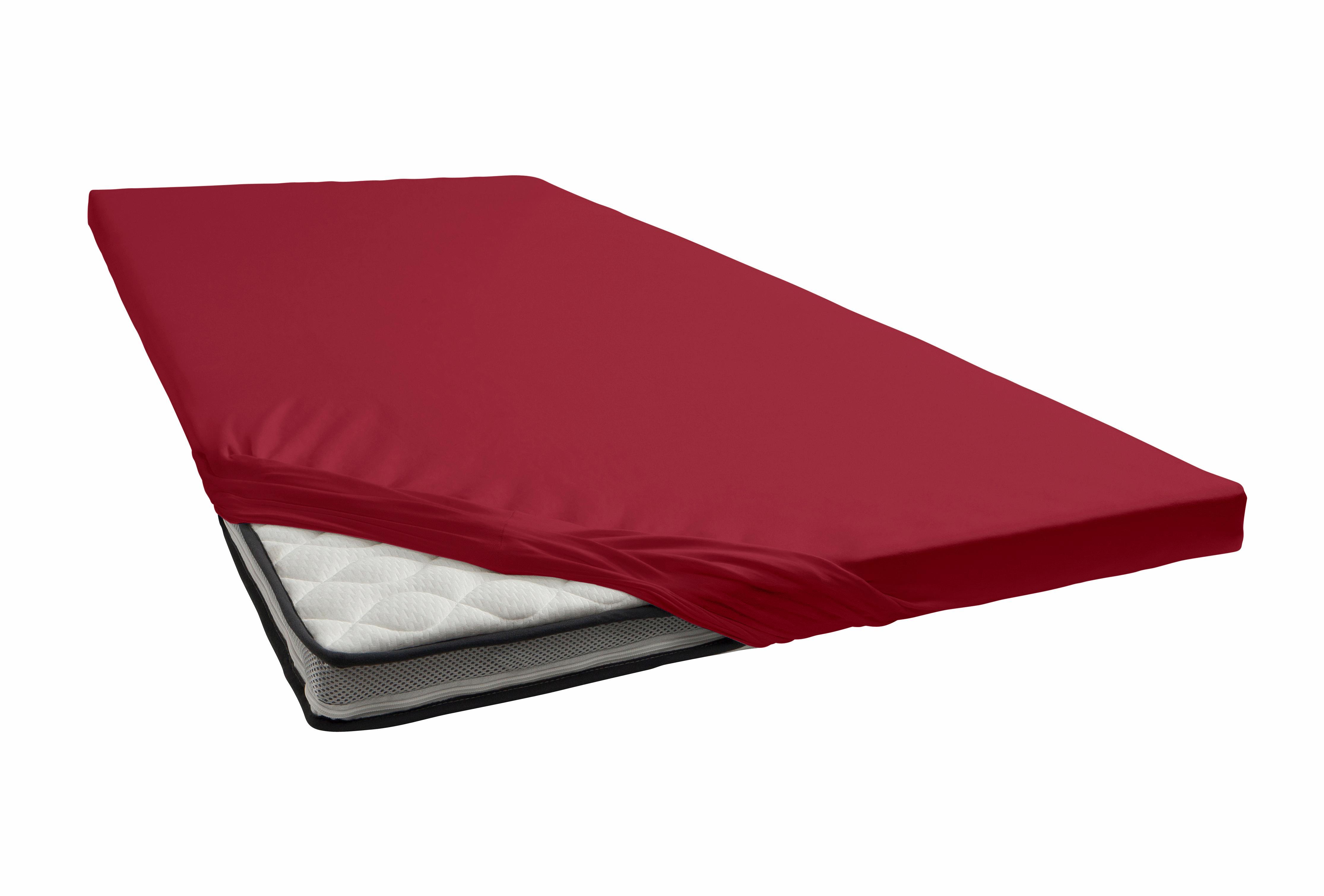 spannbettlaken janine jersey elasthan f r topper auf. Black Bedroom Furniture Sets. Home Design Ideas