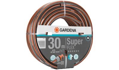 """GARDENA Gartenschlauch »Premium SuperFLEX, 18096 - 20«, 13 mm (1/2""""), 30 Meter kaufen"""