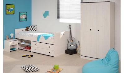 Parisot Jugendzimmer-Set »Smoozy«, (Set, 3 St.) kaufen