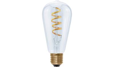 SEGULA LED-Filament »DESIGN LINE«, E27, 1 St., LED Rustika Curved Spirale Filament kaufen