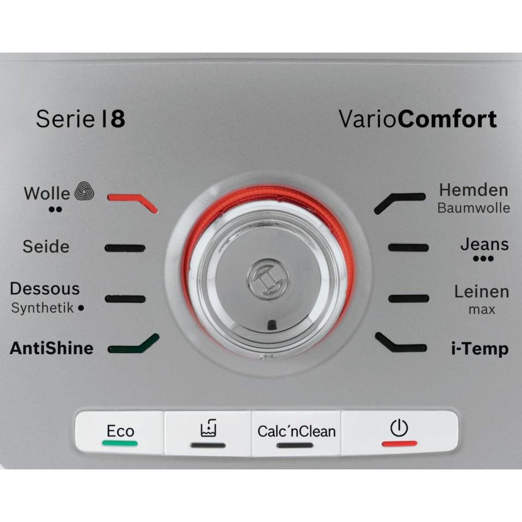 BOSCH Dampfbügelstation »TDS8060DE«, höchste Gleitfähigkeit durch CeraniumGlissée Pro Bügelsohle