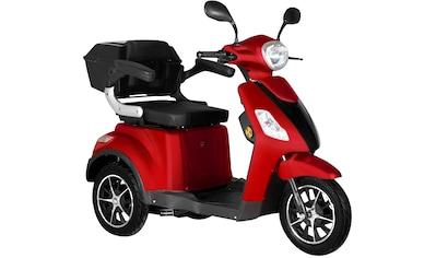 "Didi THURAU Edition Elektromobil »Dreirad - E - Mobil ""Bologna""  -  25 km/h«, 1000 W, 25 km/h (mit Topcase) kaufen"