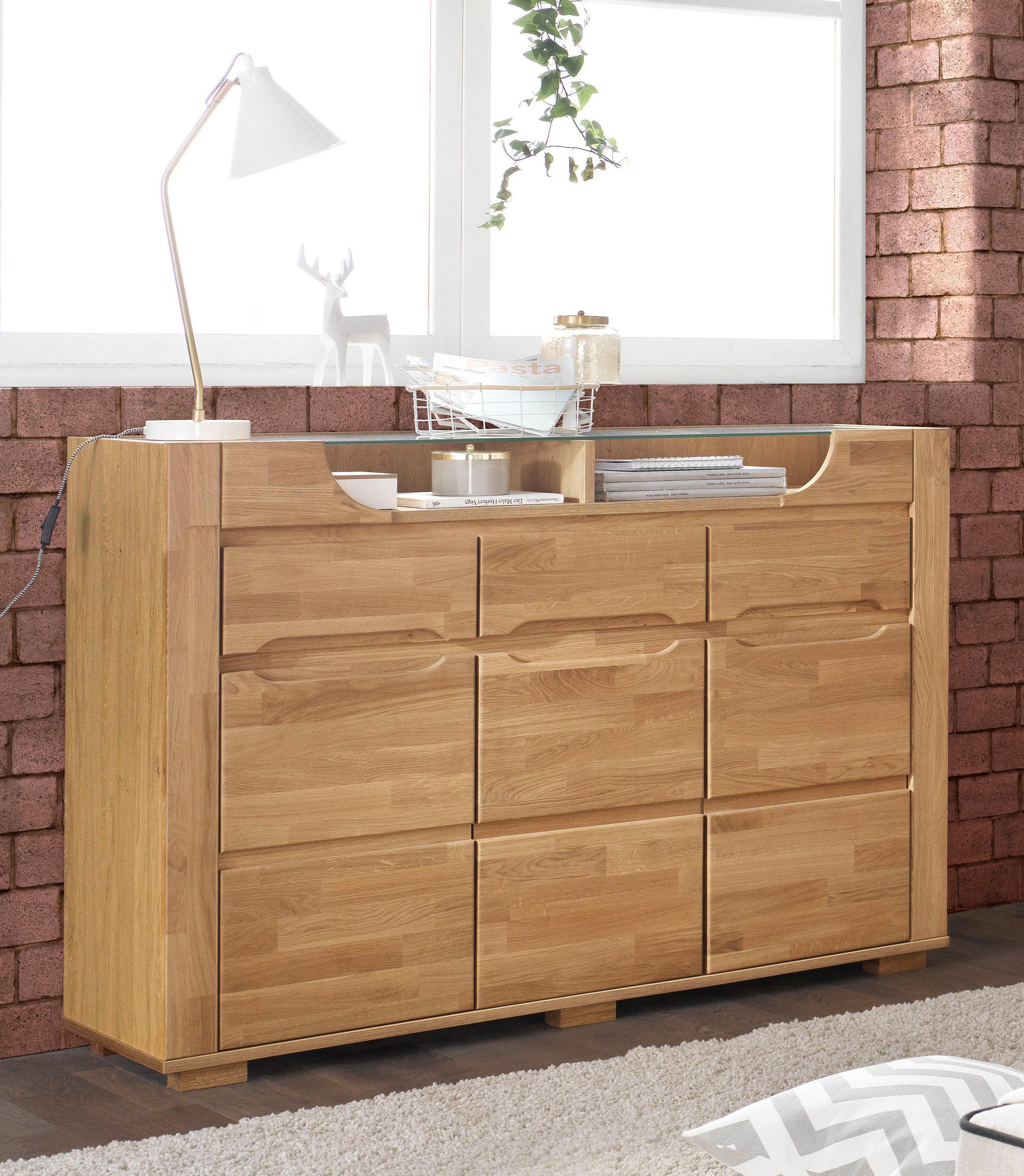 sideboard denis breite 140 cm kaufen baur. Black Bedroom Furniture Sets. Home Design Ideas