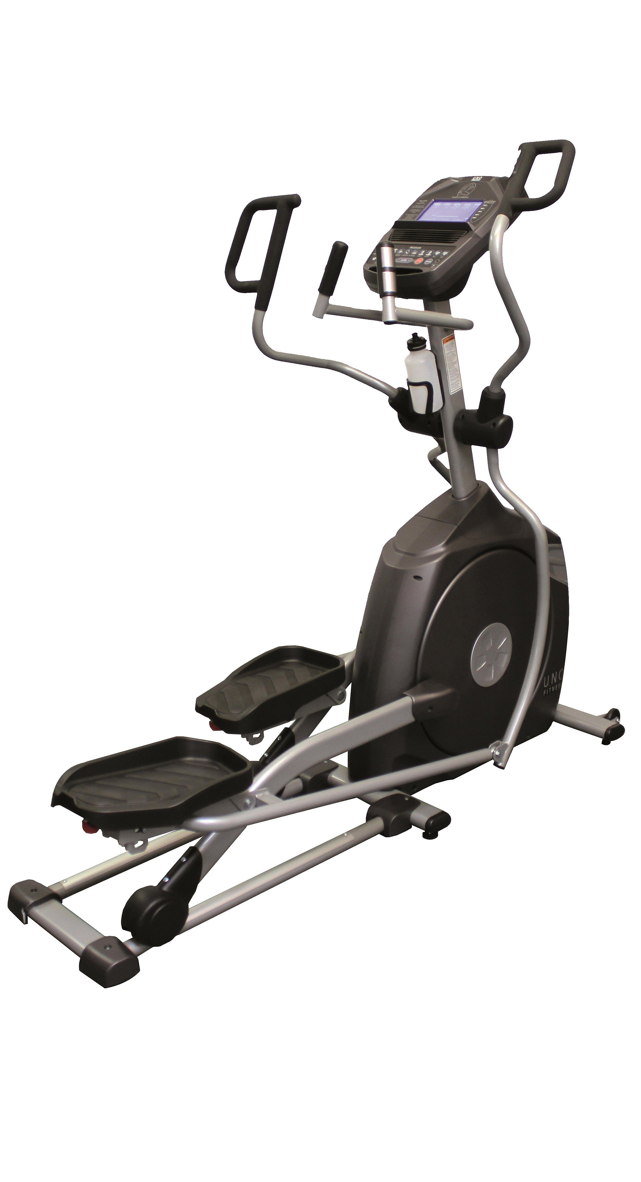 U.N.O. Fitness UNO FITNESS Crosstrainer-Ergometer Crosstrainer XE 50 Technik & Freizeit/Sport & Freizeit/Fitnessgeräte/Crosstrainer