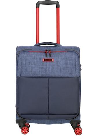 """travelite Weichgepäck - Trolley """"Proof S, 55 cm"""", 4 Rollen kaufen"""