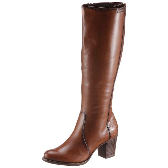 Stiefel von Tamaris aus edlem Leder Gr.37,38,40