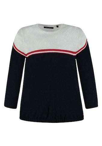 Marc O'Polo Junior Pullover in Baumwollstrick kaufen