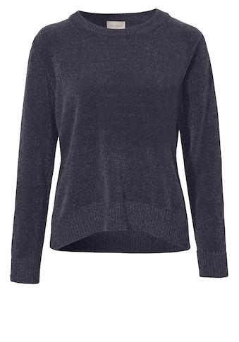 VIA APPIA Kuscheliger Pullover mit Schimmereffekt kaufen