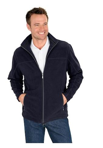Classic Basics Fleece - Jacke mit flottem Umlegekragen kaufen