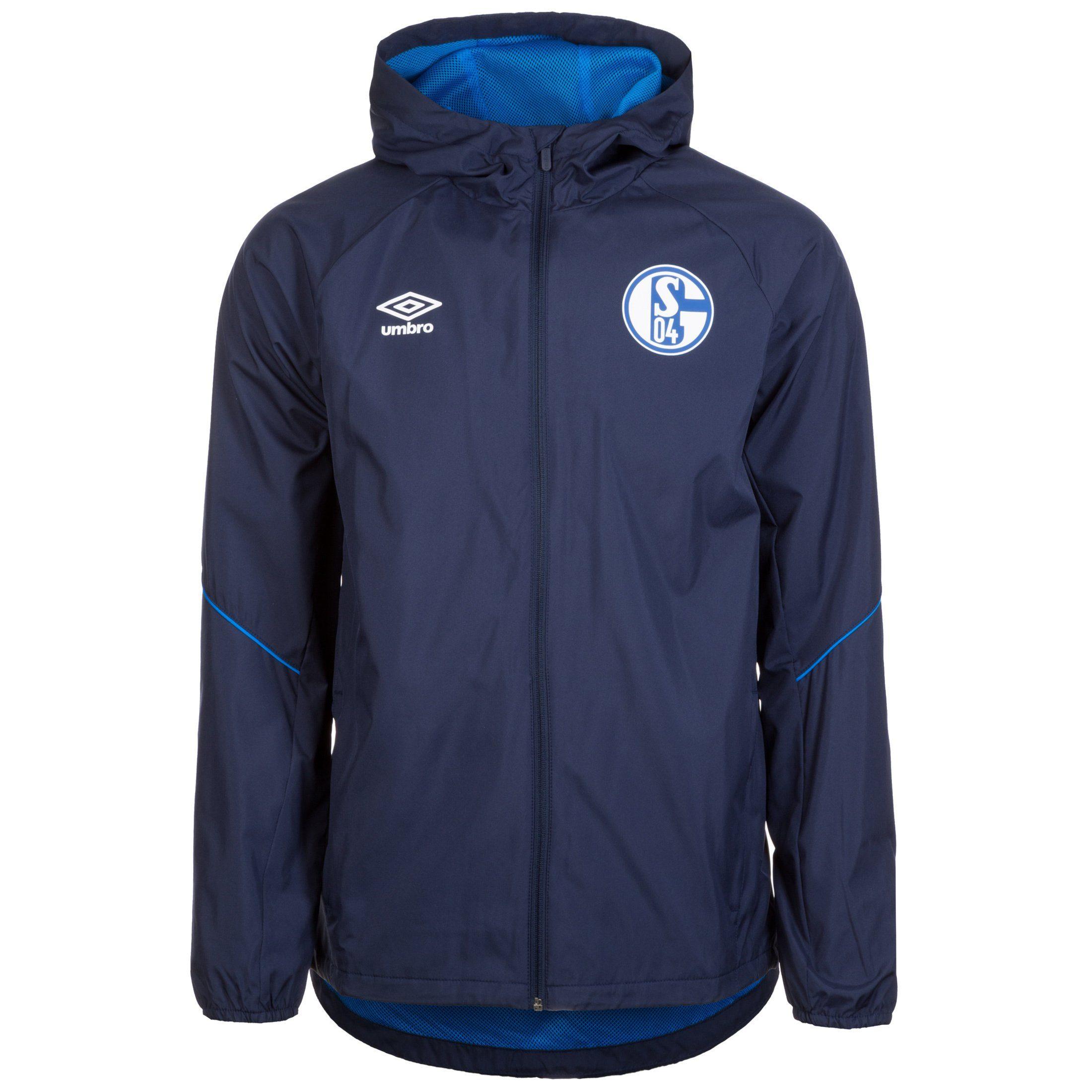 Umbro Regenjacke Fc Schalke 04   Sportbekleidung > Sportjacken > Regenjacken   Blau   Umbro
