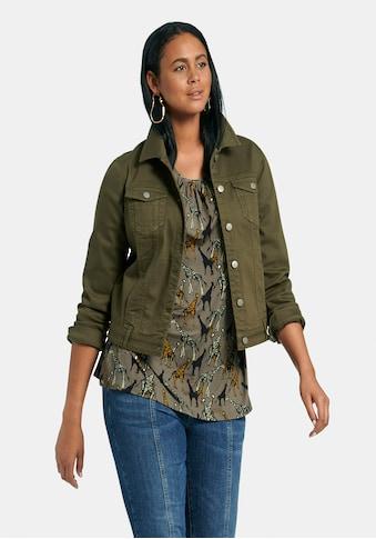 Emilia Lay Jeansjacke »Jeansjacke«, mit vier Taschen kaufen