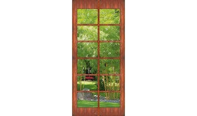 Papermoon Fototapete »Door - Türtapete«, matt, Vlies, 2 Bahnen, 90 x 200 cm kaufen