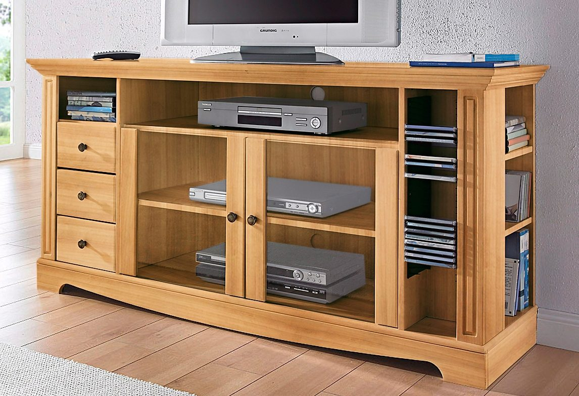 TV-Tisch, Home affaire, Breite 153 cm, Belastba...