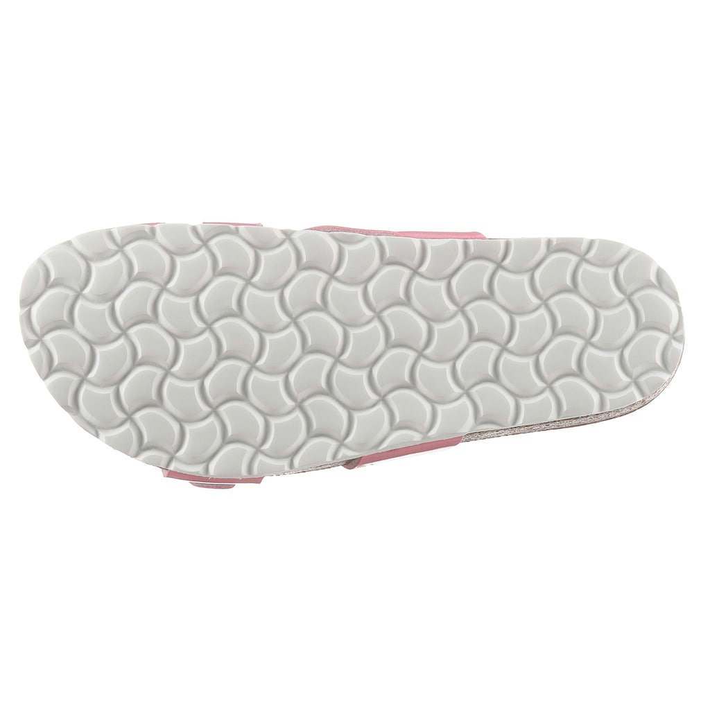 BIO POINT Pantolette, mit vorgeformtem Fußbett
