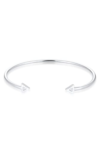 Elli Armband »Dreieck Pfeil Geo Bangle 925 Silber« kaufen