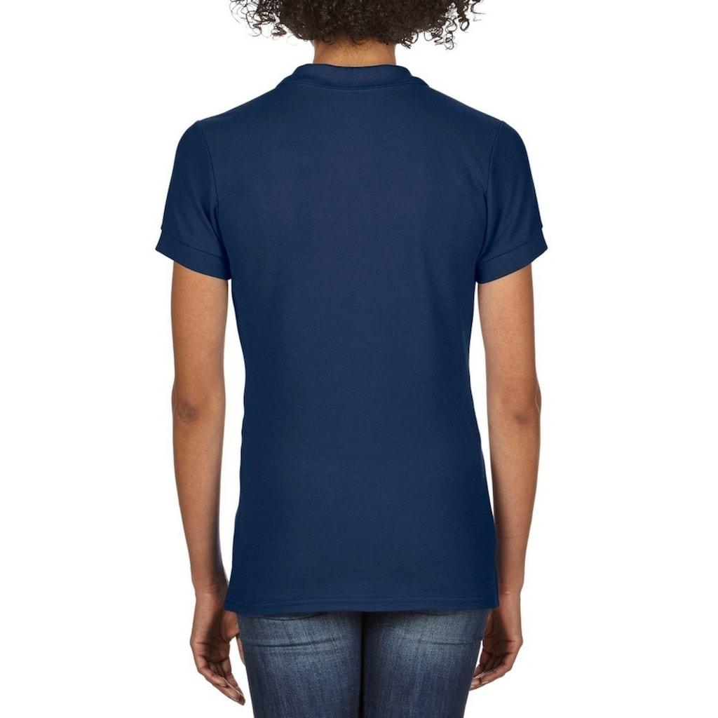 Gildan Poloshirt »Damen Premium Polo-Shirt, Kurzarm«