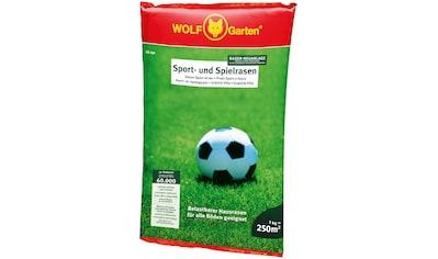WOLF-Garten Rasensamen »LG 250 Sport- und Spielrasen« kaufen