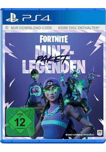 Spiel »Fortnite: Minz-Legenden Paket«, PlayStation 4 kaufen