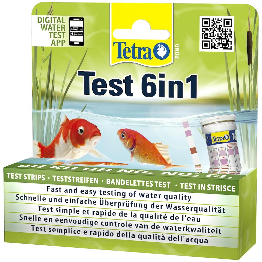 Tetra Teichpflege, Wassertest, AlgoRem 1 Liter, MultiMix 1 Liter