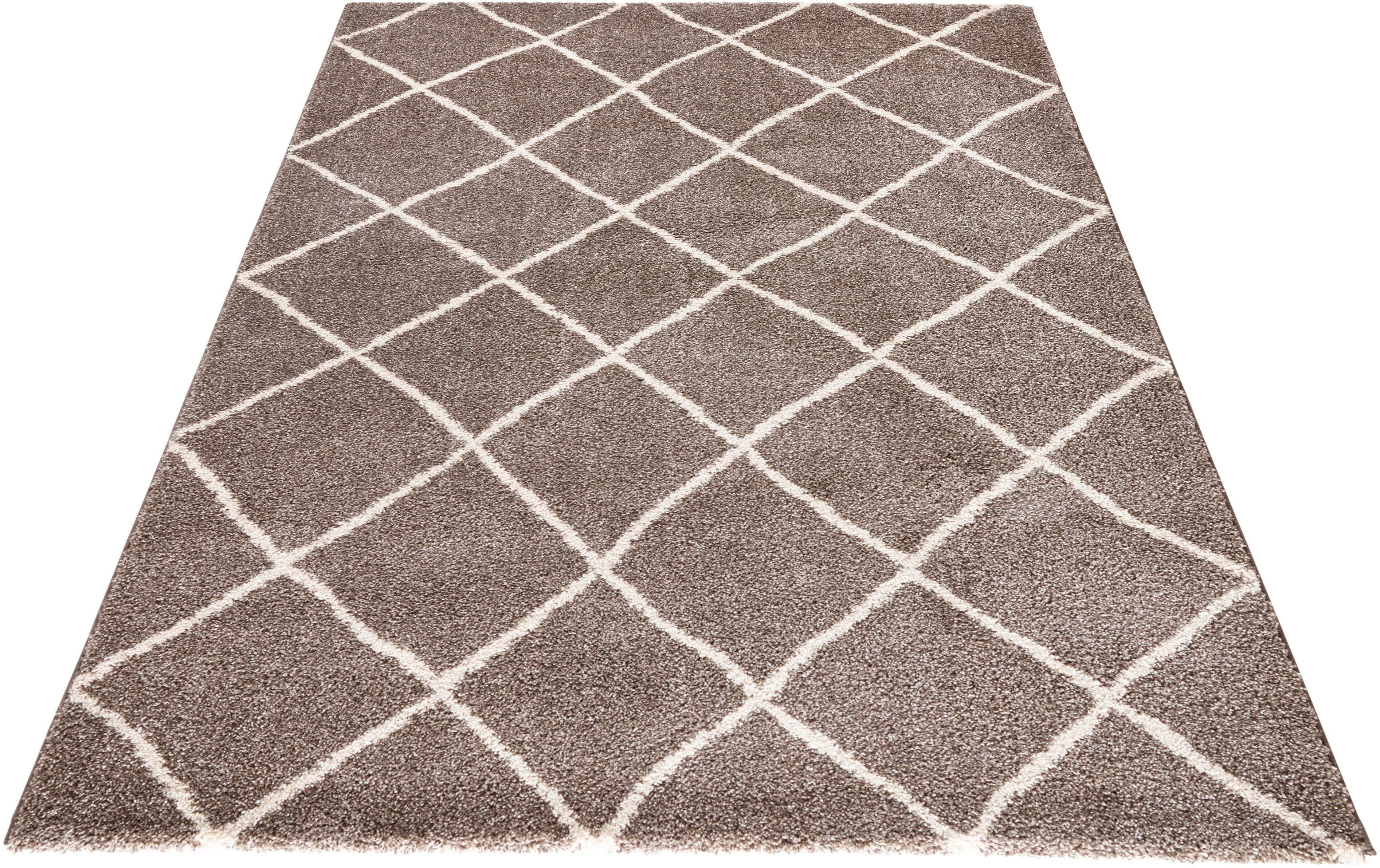 Teppich Diva MINT RUGS rechteckig Höhe 20 mm