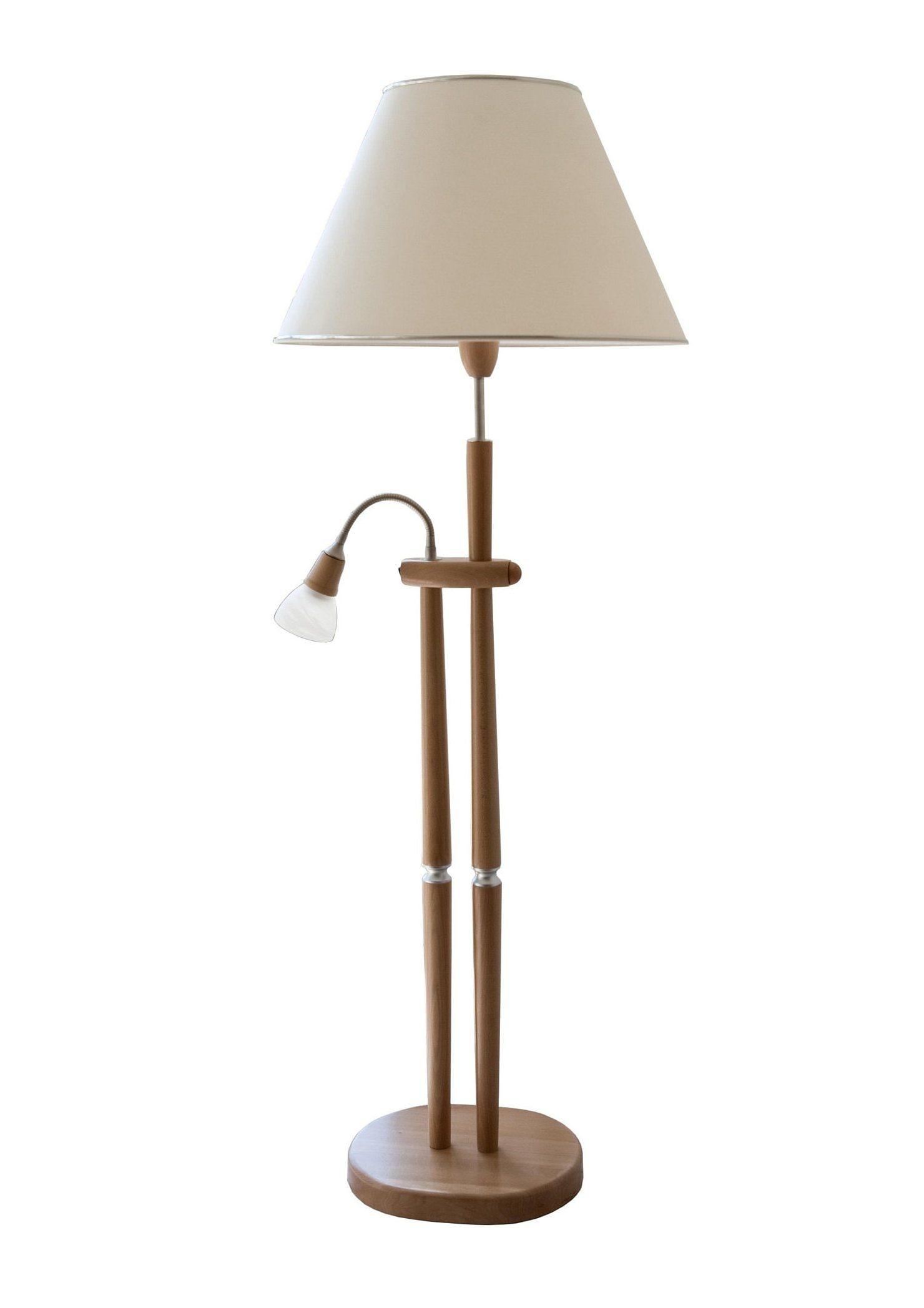 LED Stehlampe8652/S Wohnen/Accessoires & Leuchten/Lampen & Leuchten/Leselampen