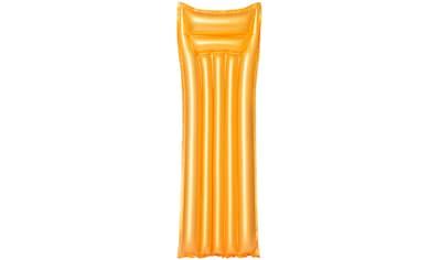 Bestway Luftmatratze »Gold«, BxLxH: 54x170x15 cm kaufen