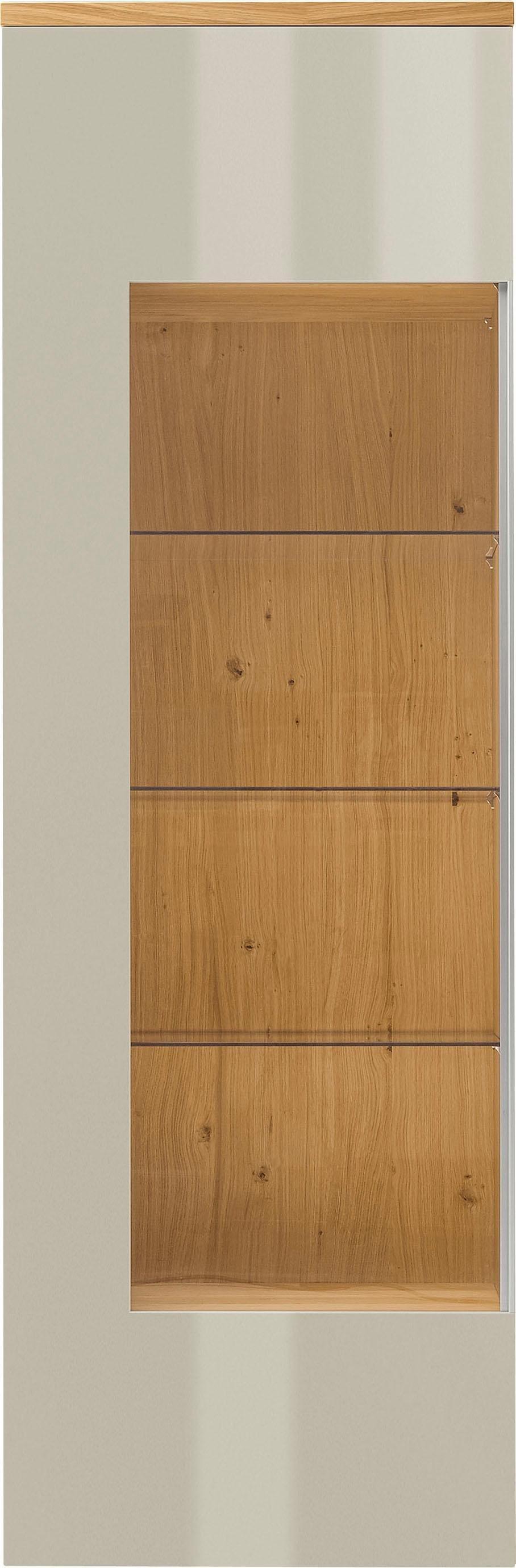 now by h lsta vitrine now time mit glasausschnitt. Black Bedroom Furniture Sets. Home Design Ideas