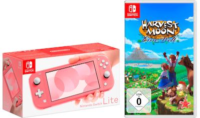 Nintendo Switch Konsolen-Set »Lite«, inkl. Harvest Moon kaufen