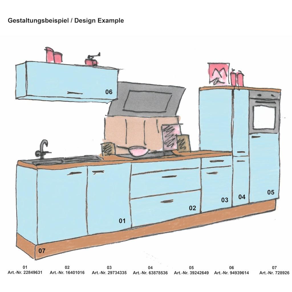 OPTIFIT Klapphängeschrank »Cara«, Breite 90 cm
