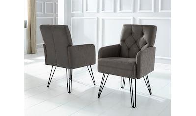 exxpo - sofa fashion Sessel »Doppio«, Breite 61 cm kaufen