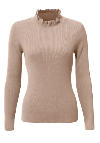 LINEA TESINI by Heine Stehkragenpullover »Stehkragen-Pullover« kaufen