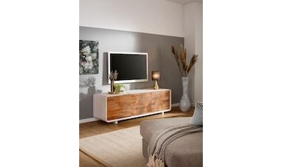 Premium collection by Home affaire Lowboard »Avery«, mit dekorativen Fräsungen aus... kaufen