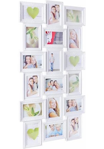 Home affaire Galerierahmen, für 18 Bilder, Fotorahmen, Bildformat 10x15 cm kaufen
