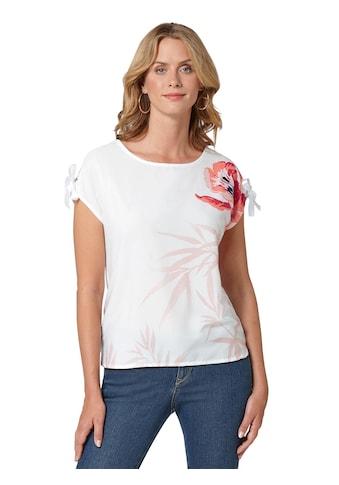 Ambria Blusenshirt im floralen Druck - Dessin kaufen