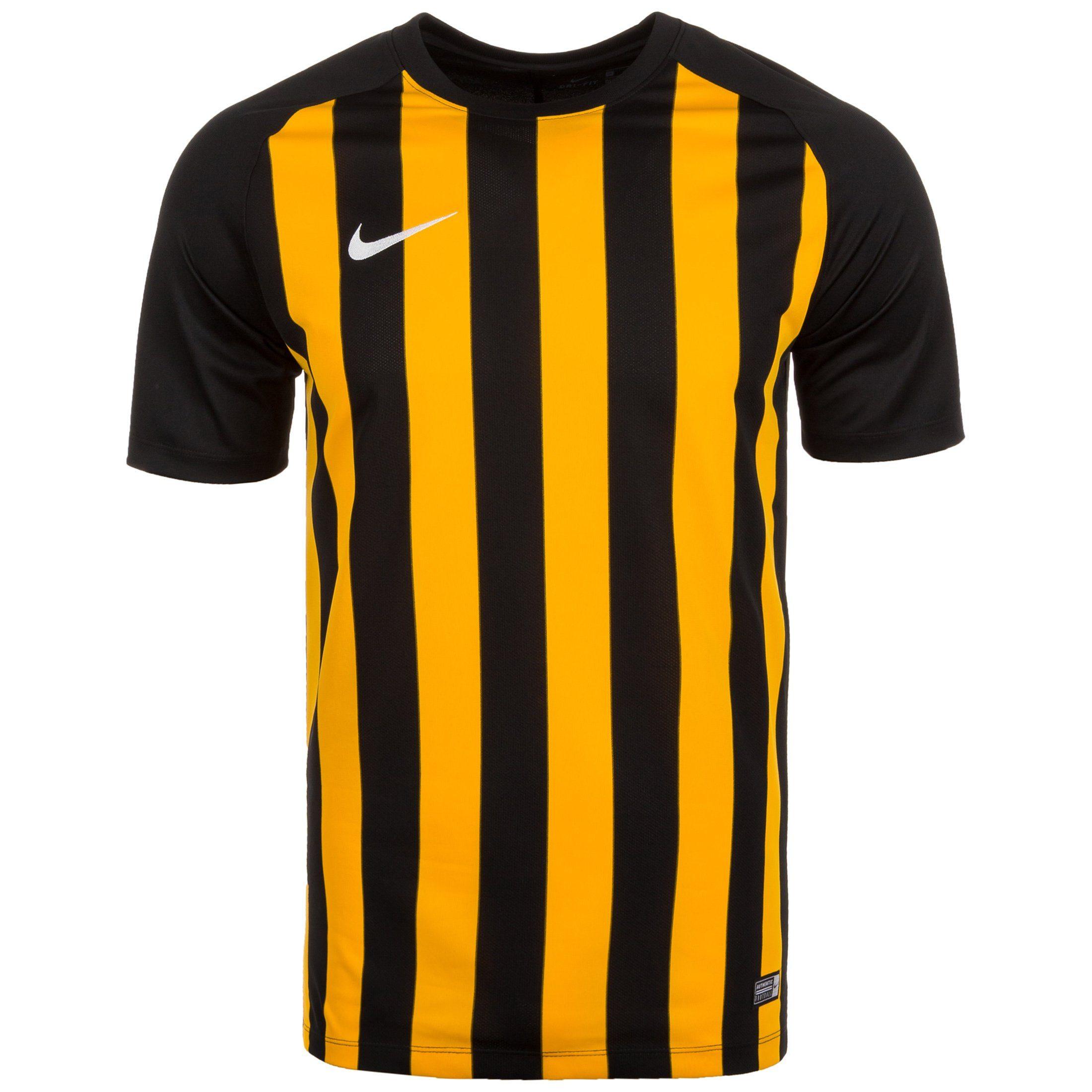 Nike Fußballtrikot Dry Striped Segment Iii   Sportbekleidung > Trikots > Fußballtrikots   Nike