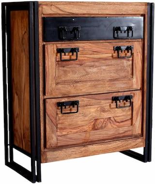 sit schuhschrank panama breite 80 cm bestellen baur. Black Bedroom Furniture Sets. Home Design Ideas