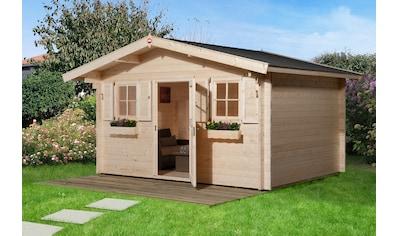 WEKA Gartenhaus »Gr.3«, BxT: 460x320 cm, inkl. Fußboden kaufen