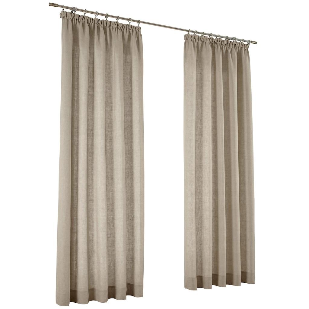 heine home Vorhang