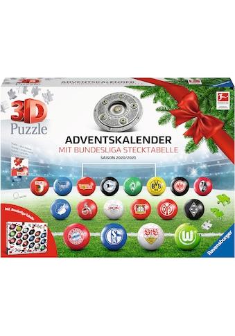 "Ravensburger Adventskalender ""Bundesliga 2020/2021"" kaufen"