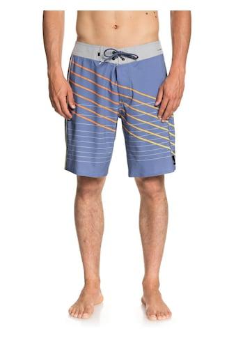 """Quiksilver Boardshorts »Highline Shibori Slash 19""""« kaufen"""
